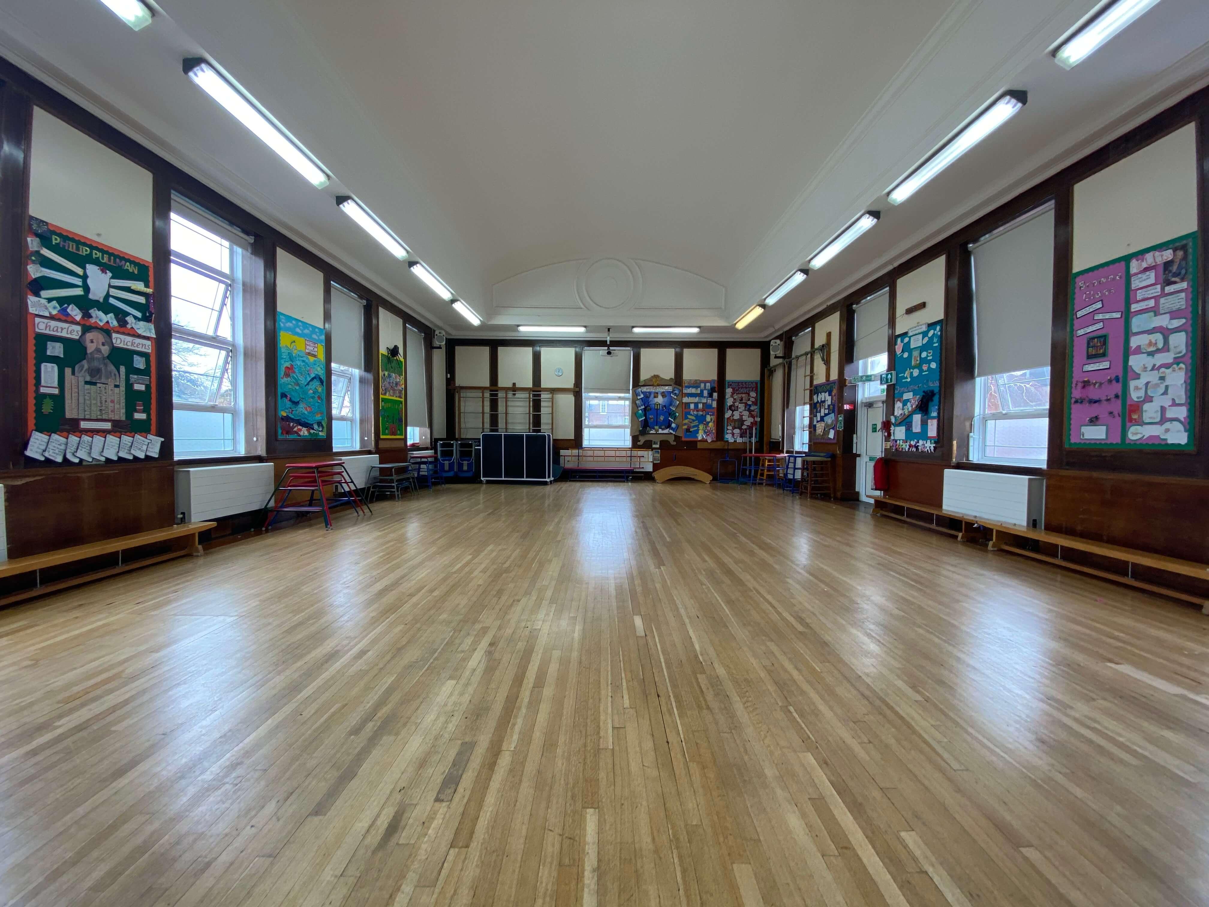 Dollis Primary School Main Hall
