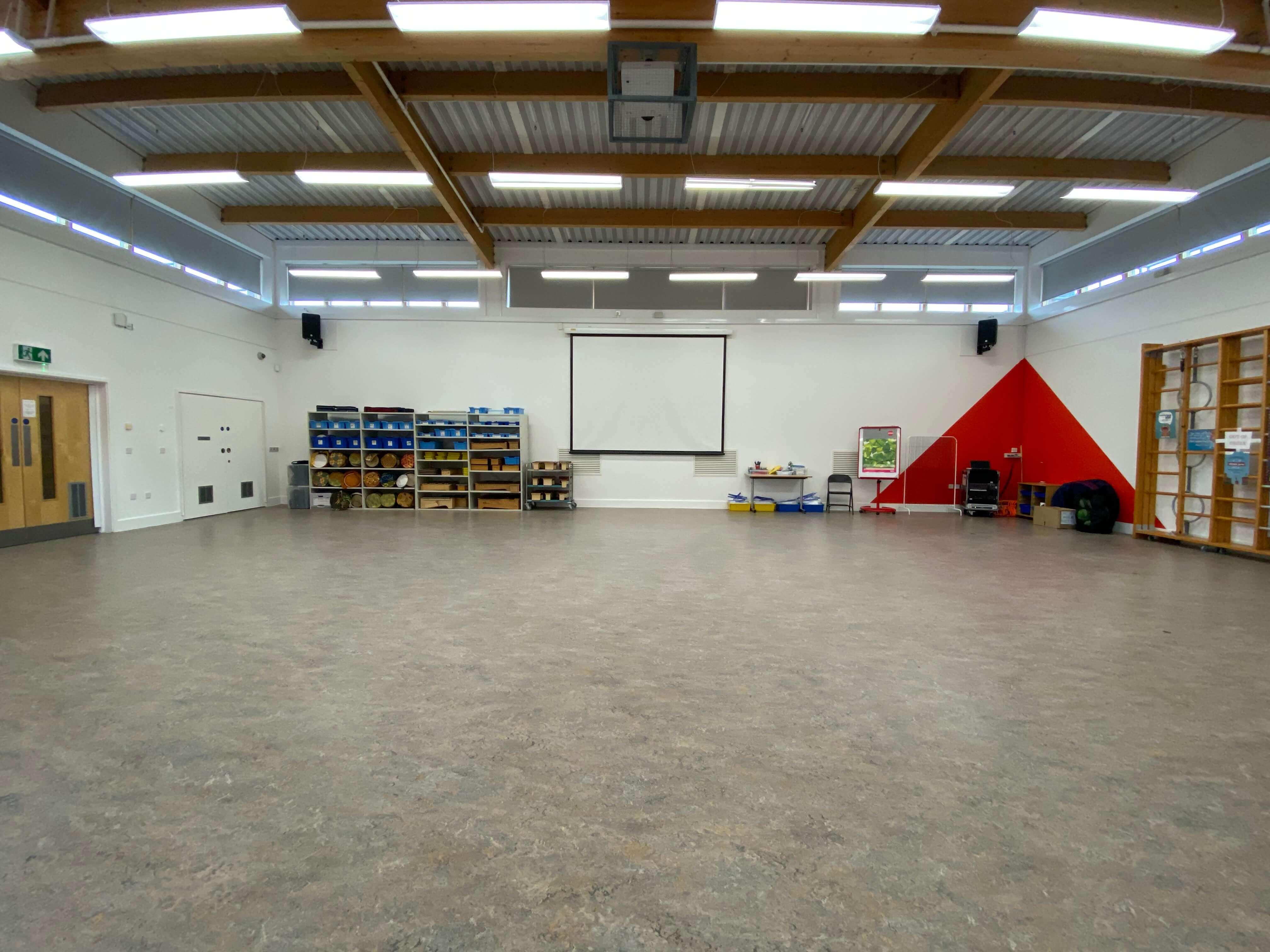 Fairway School Main School Hall