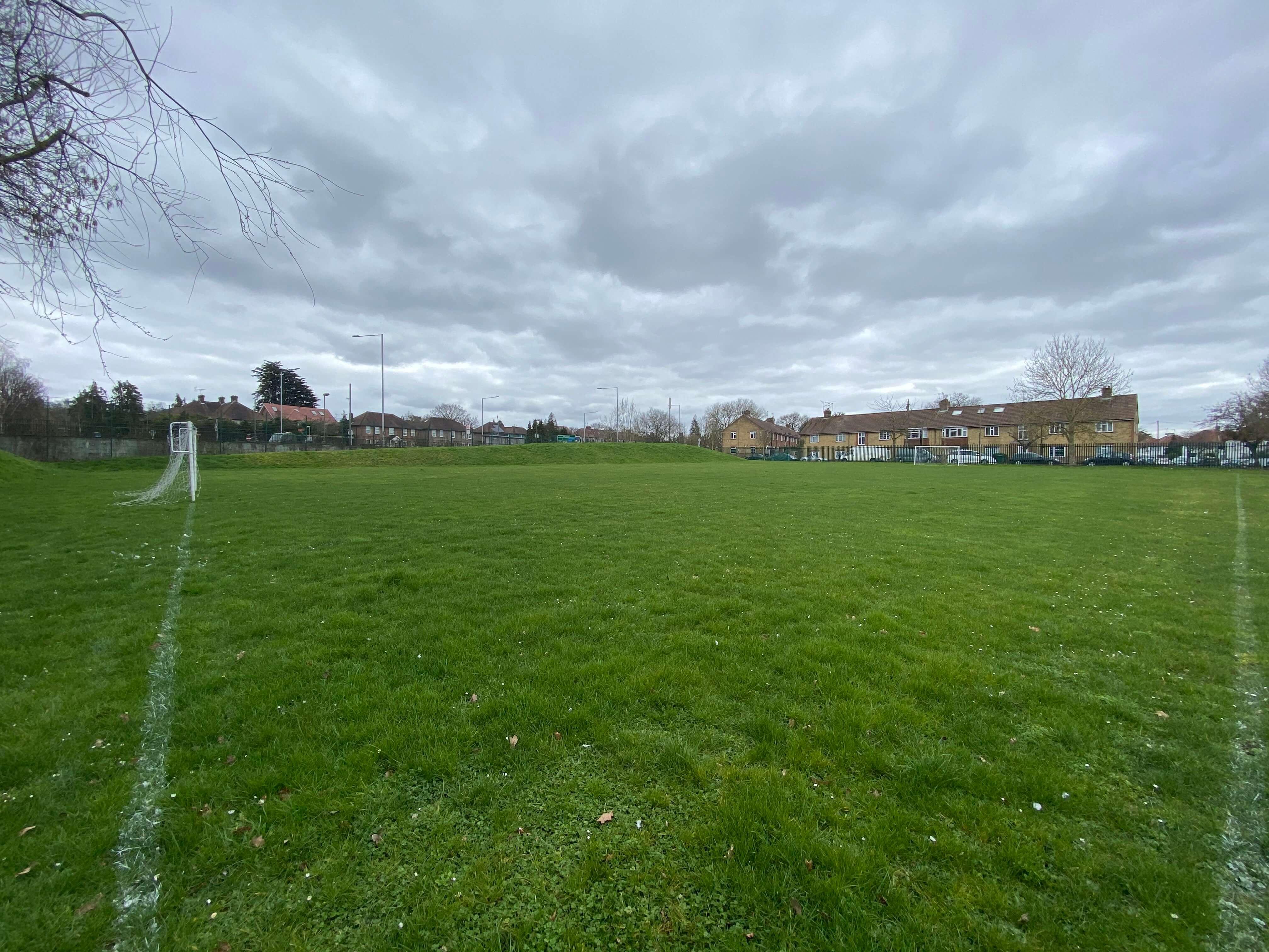Fairway School Football Pitch