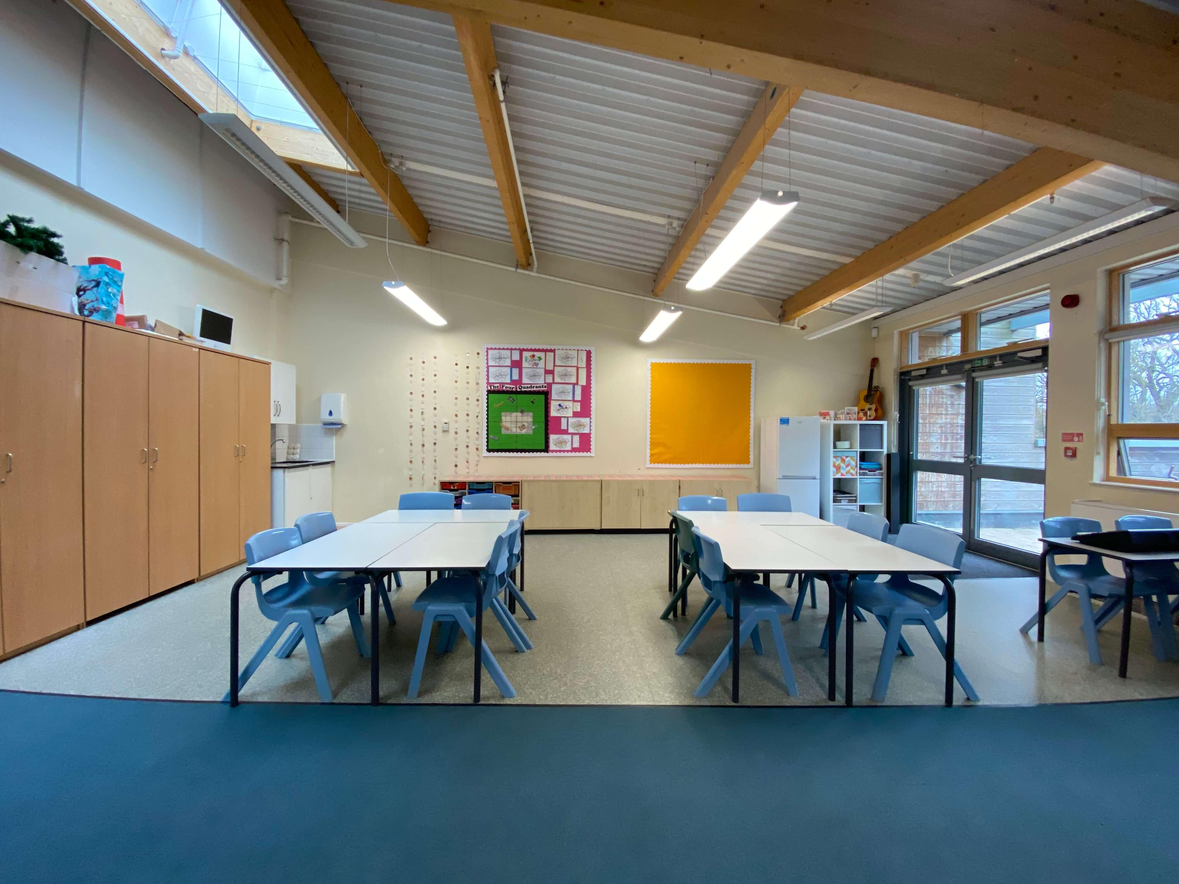 Fairway School Classroom