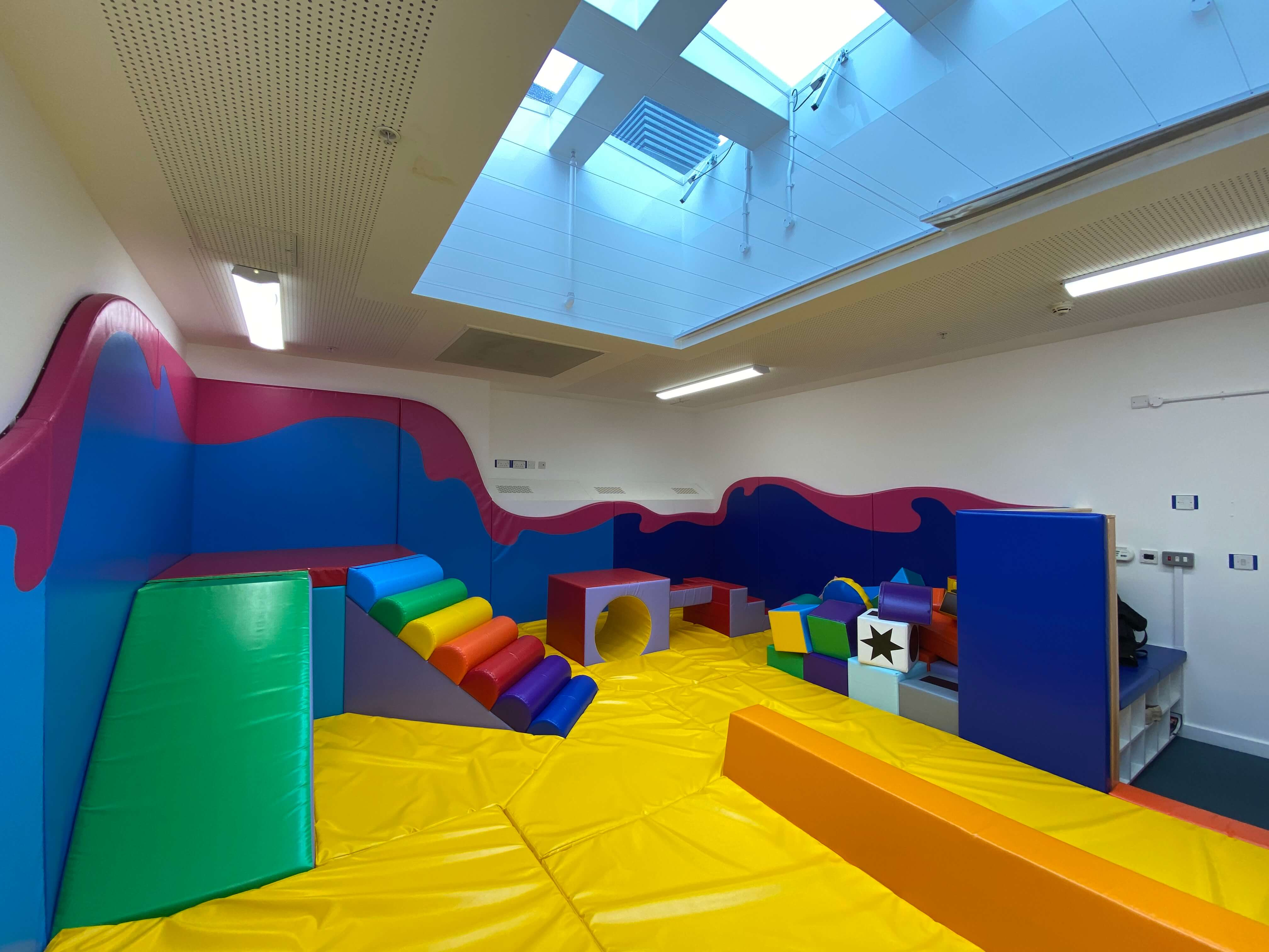 Fairway School Soft Play