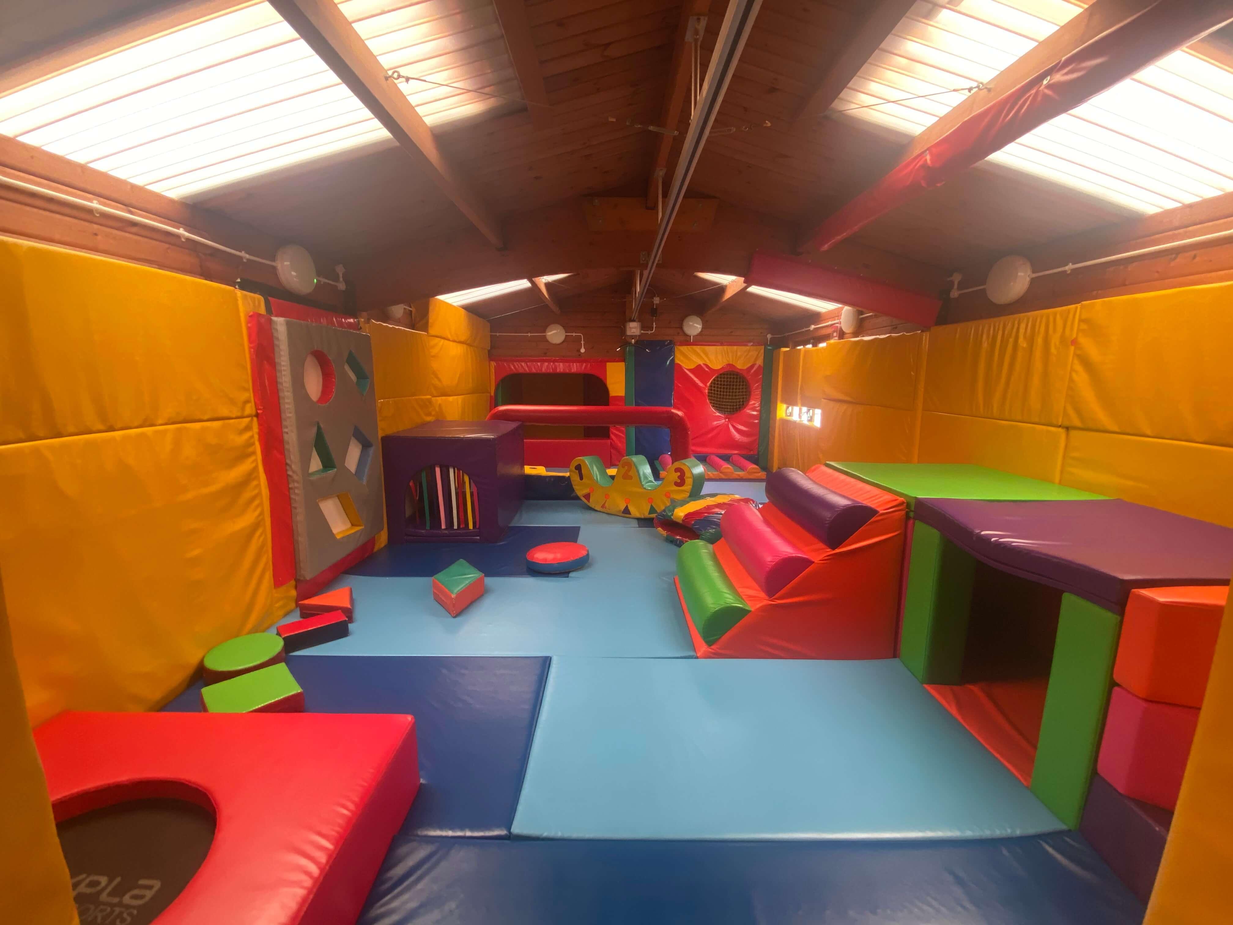 Oakleigh School Soft Play Room