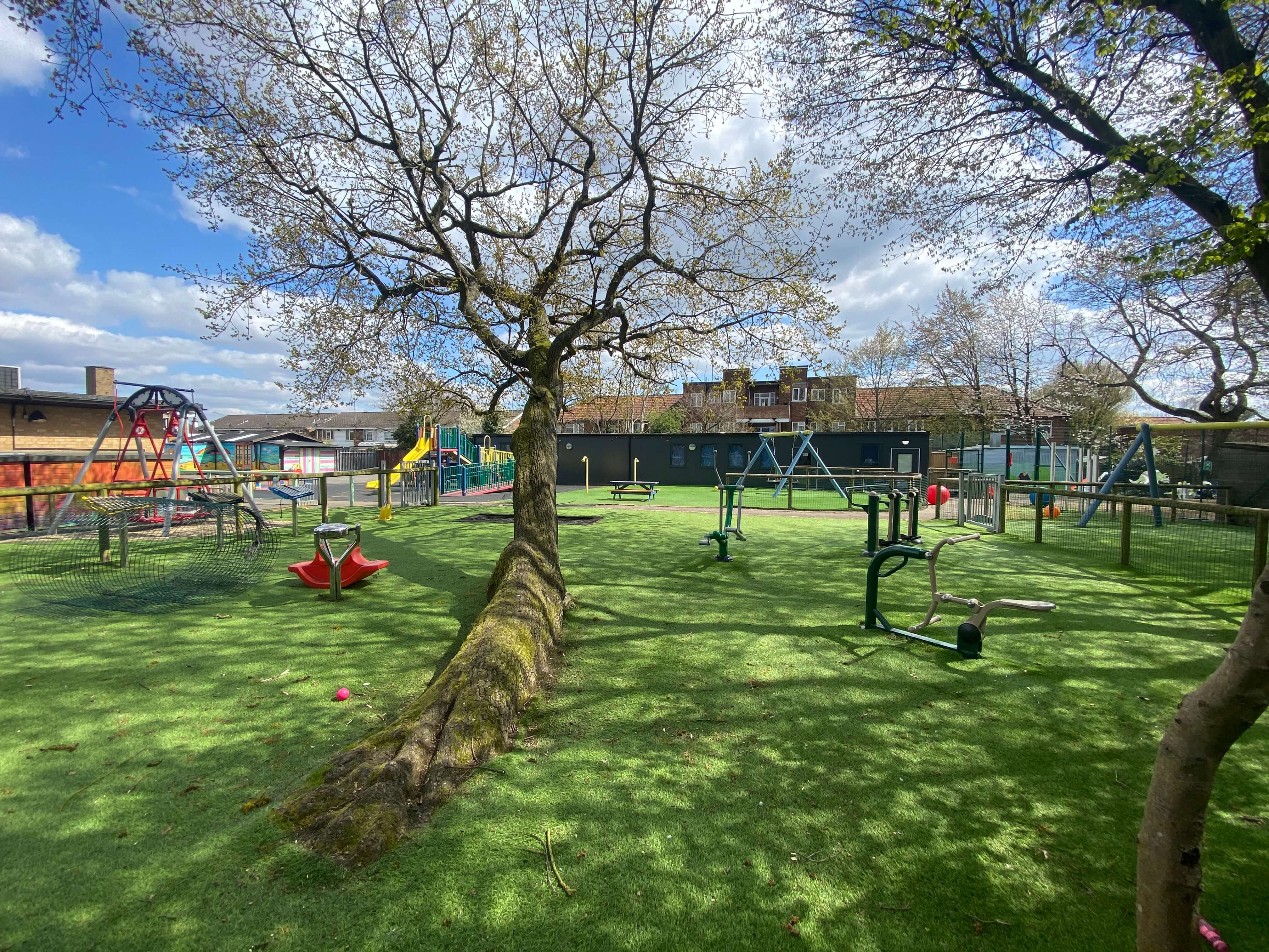 Oakleigh School Outdoor Space
