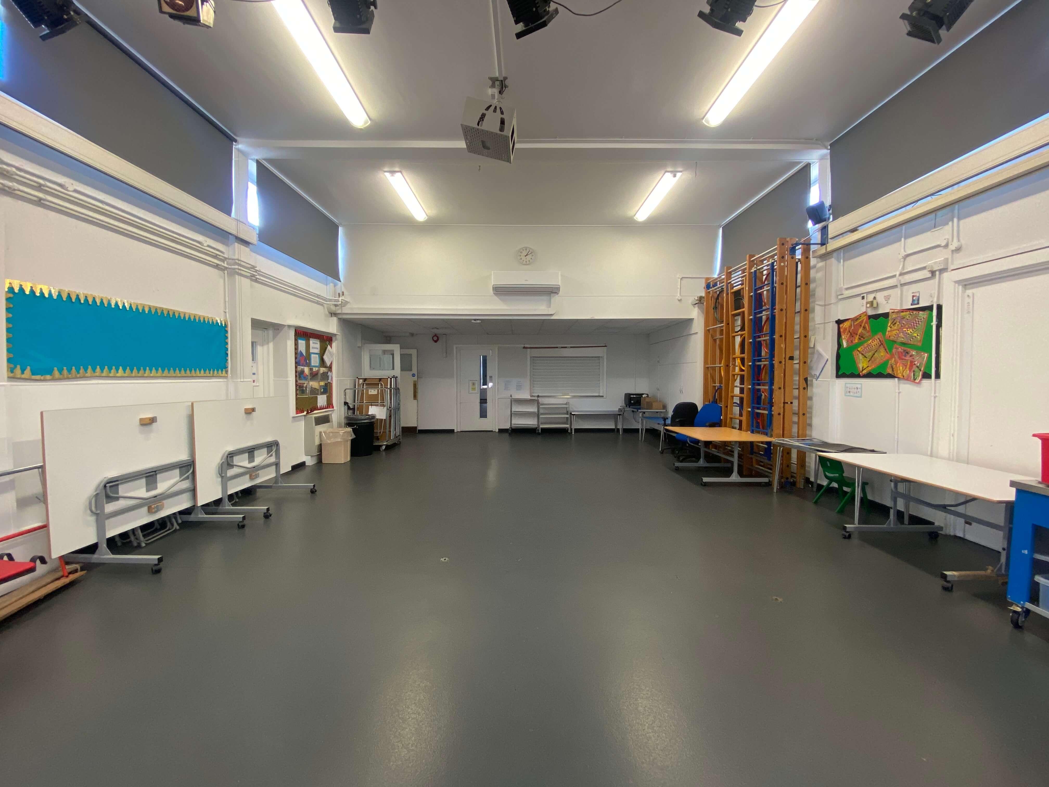 Oakleigh School Main Hall