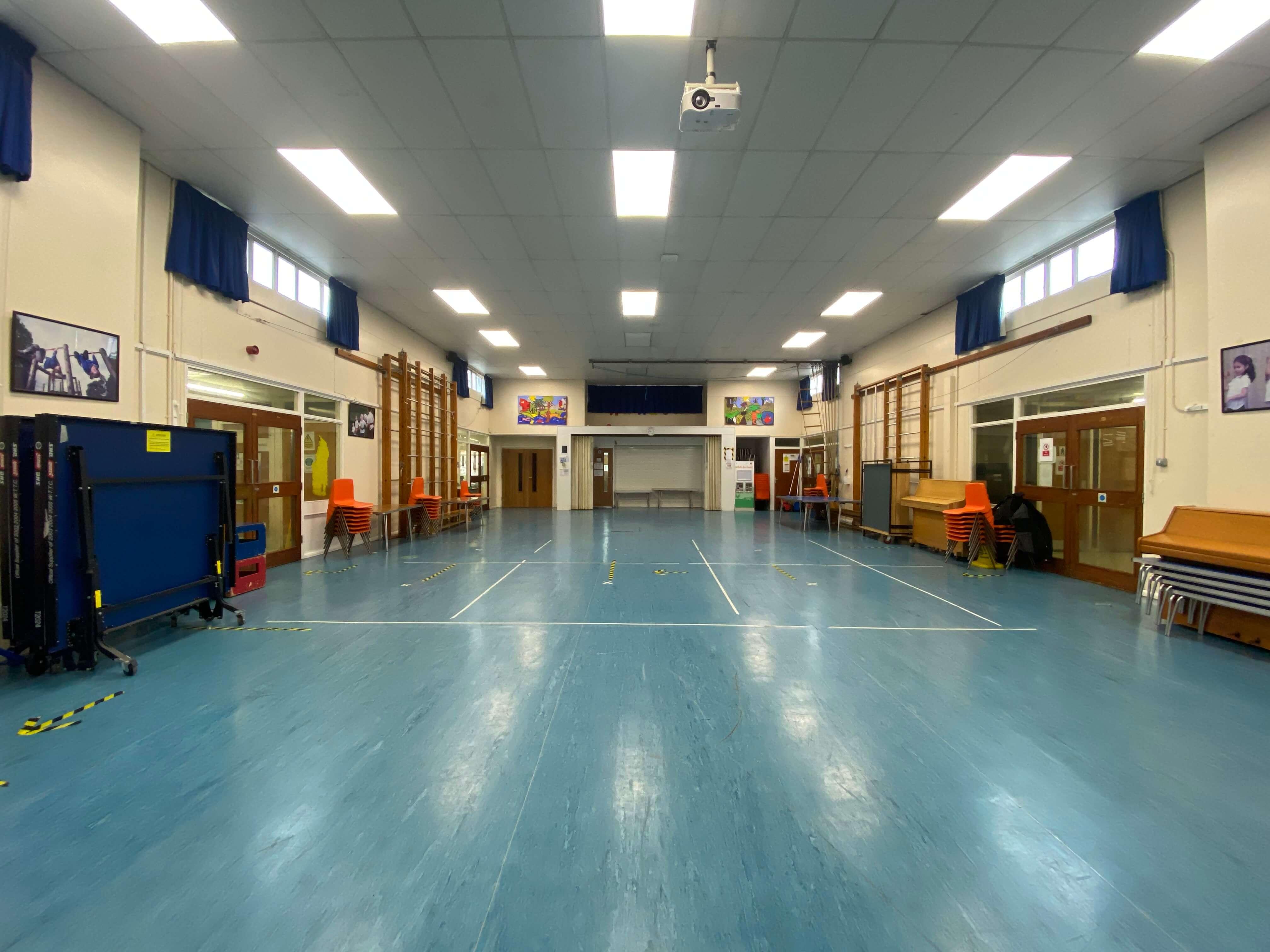 Chalgrove Primary School Main Hall