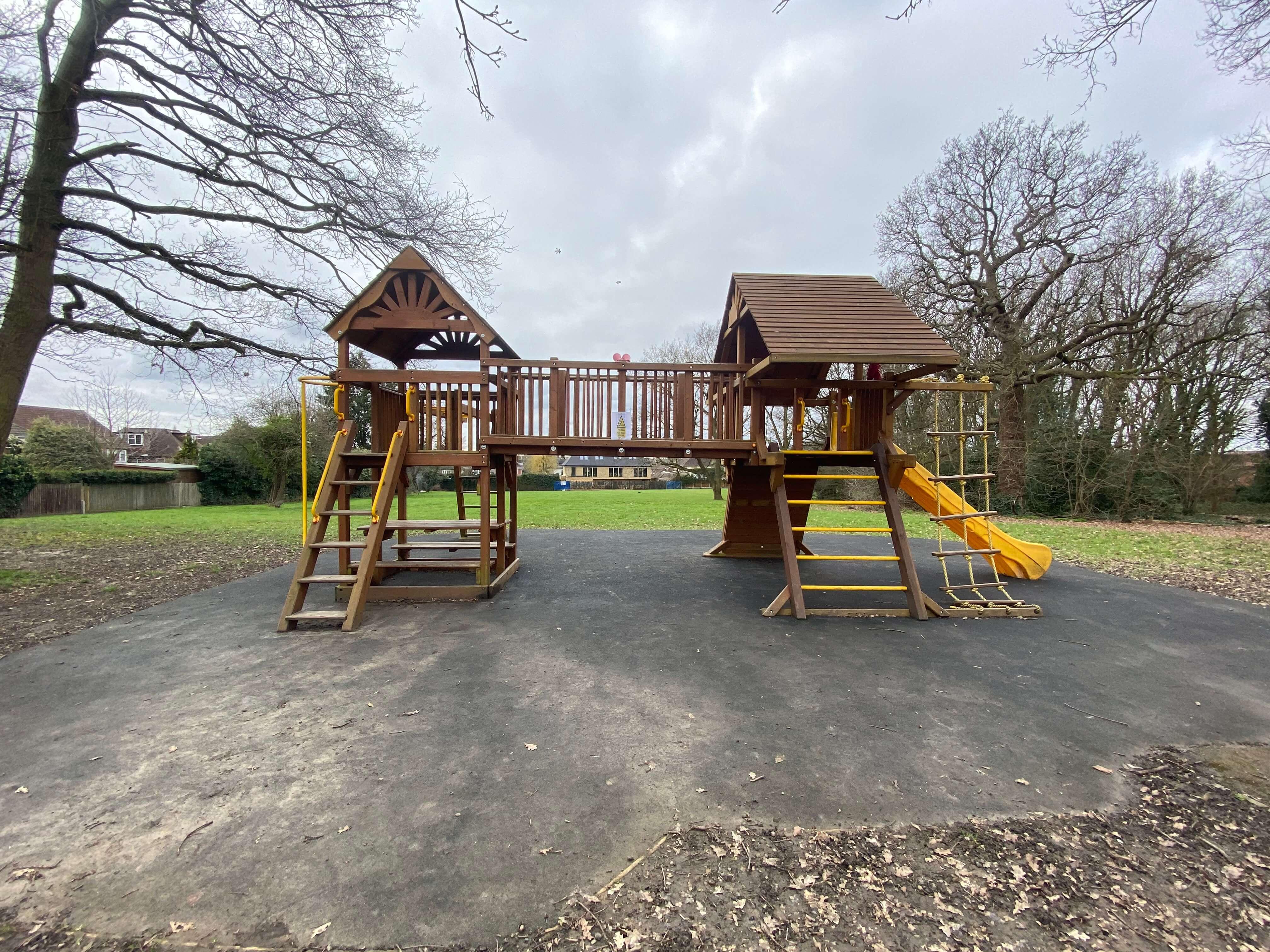 Chalgrove Primary School Outdoor Space
