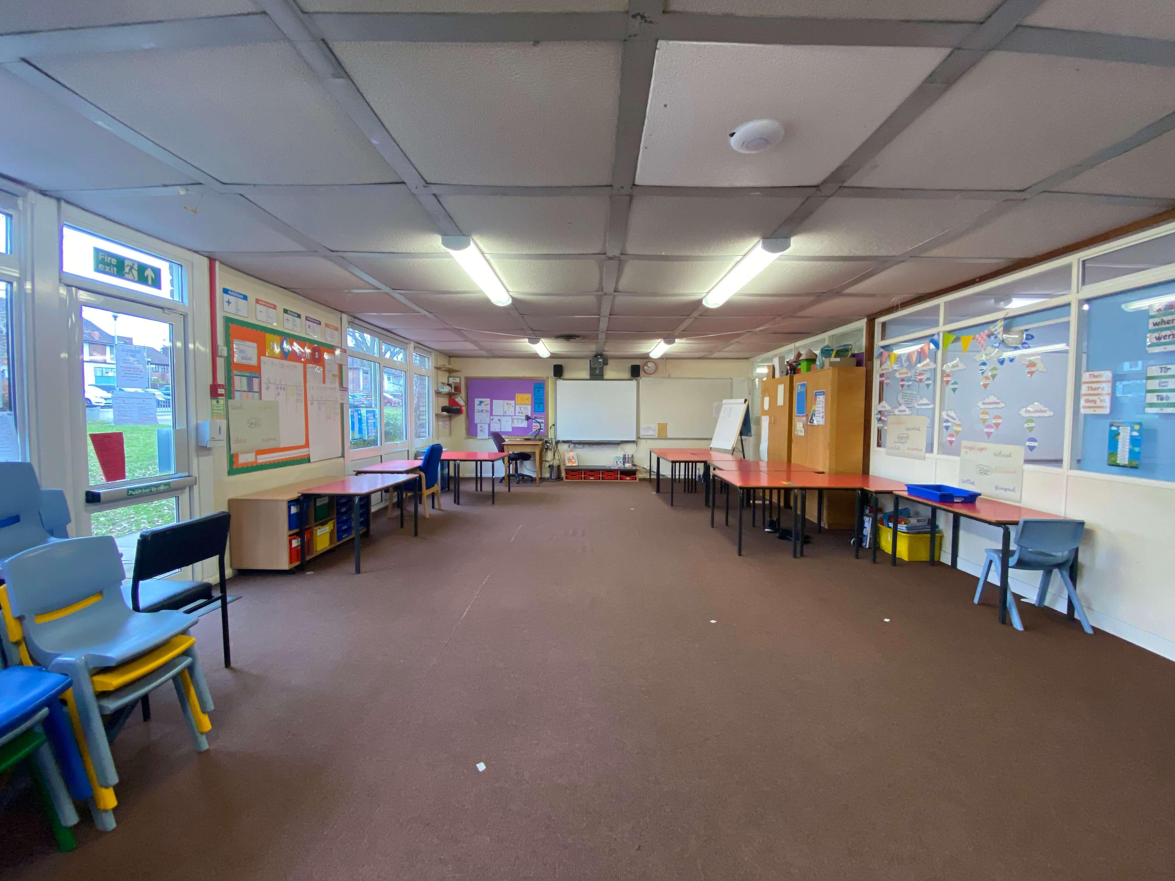Chalgrove Primary School Classroom