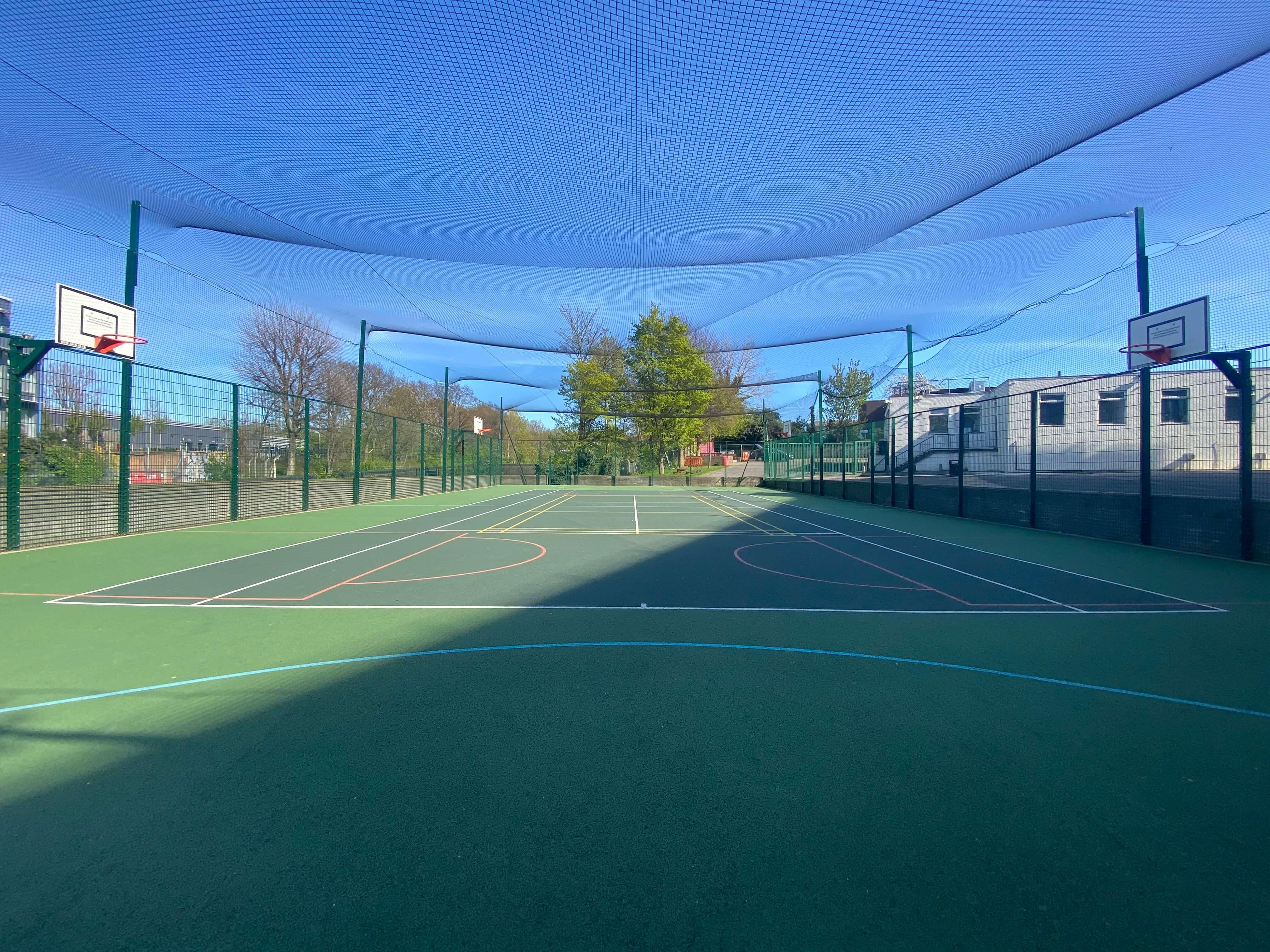 North London Grammar School Outdoor Space