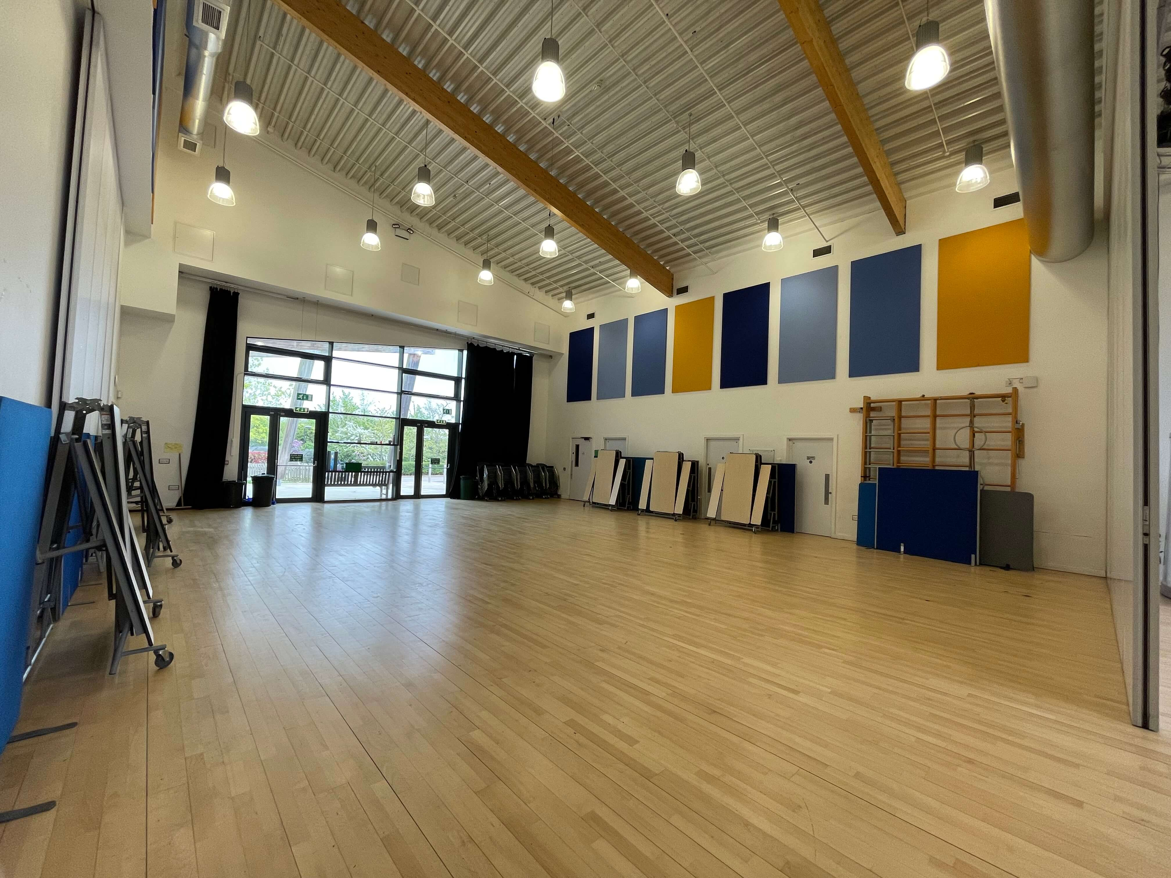 Broadfields School Main Hall