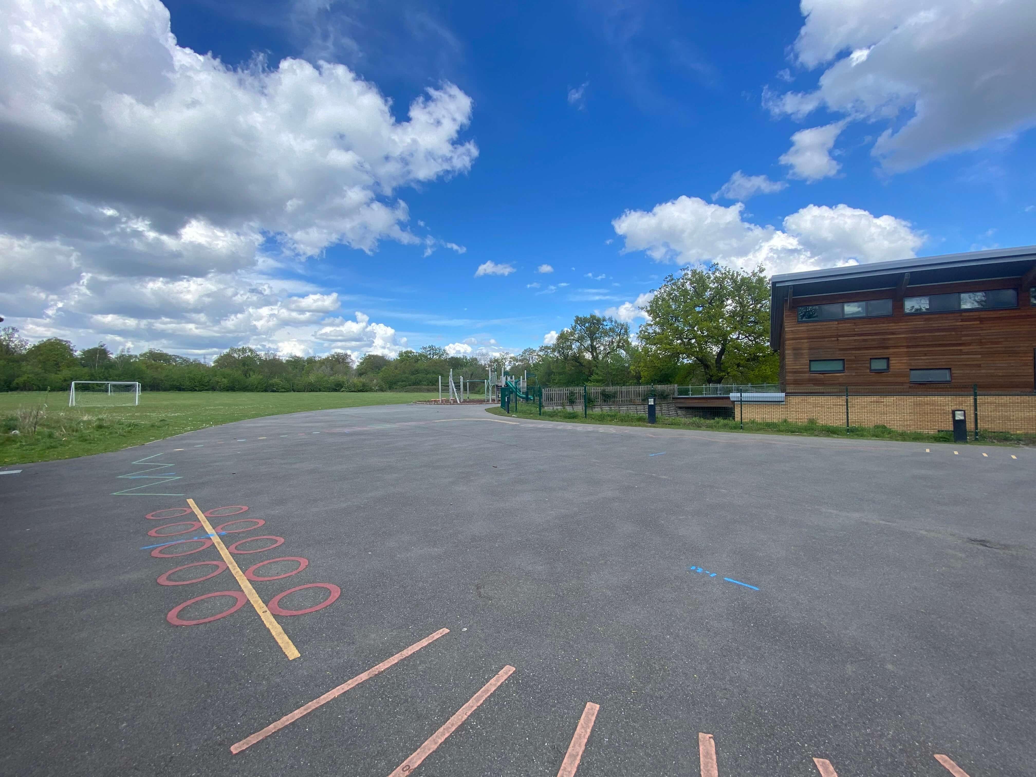 Broadfields School Outdoor Field