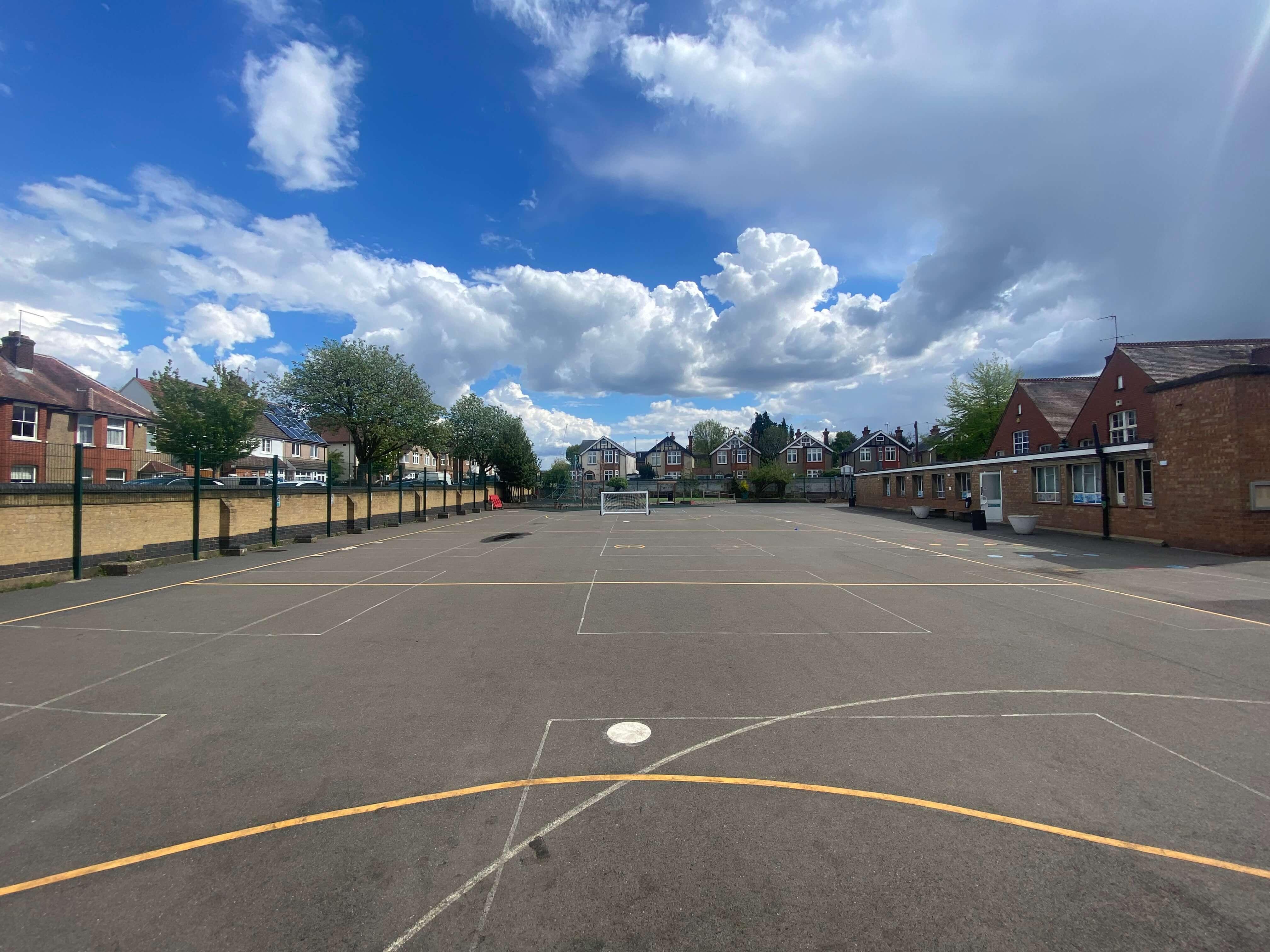 Foulds School Outdoor Space 1