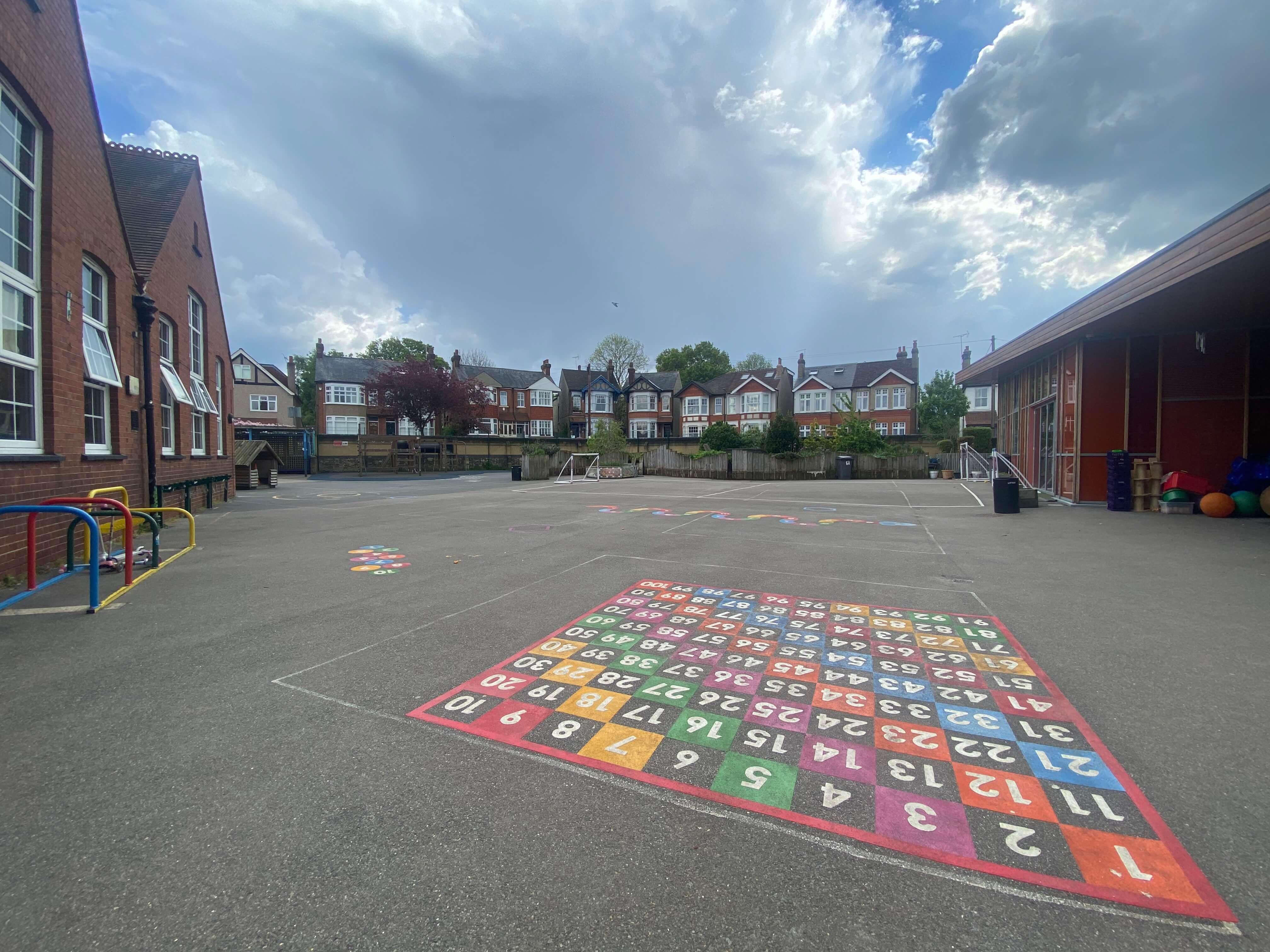 Foulds School Outdoor Space 2