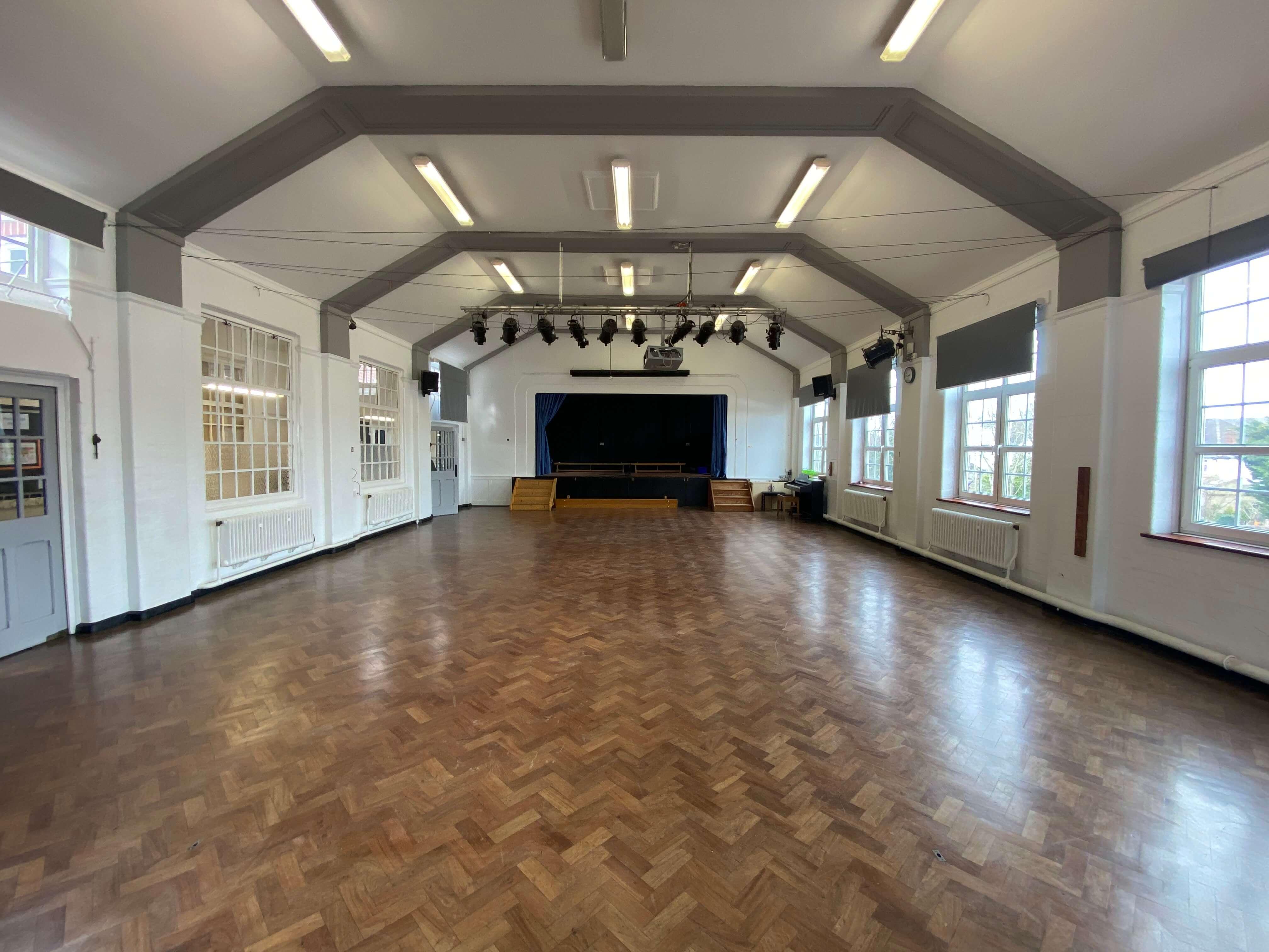 Osidge Primary Main Hall