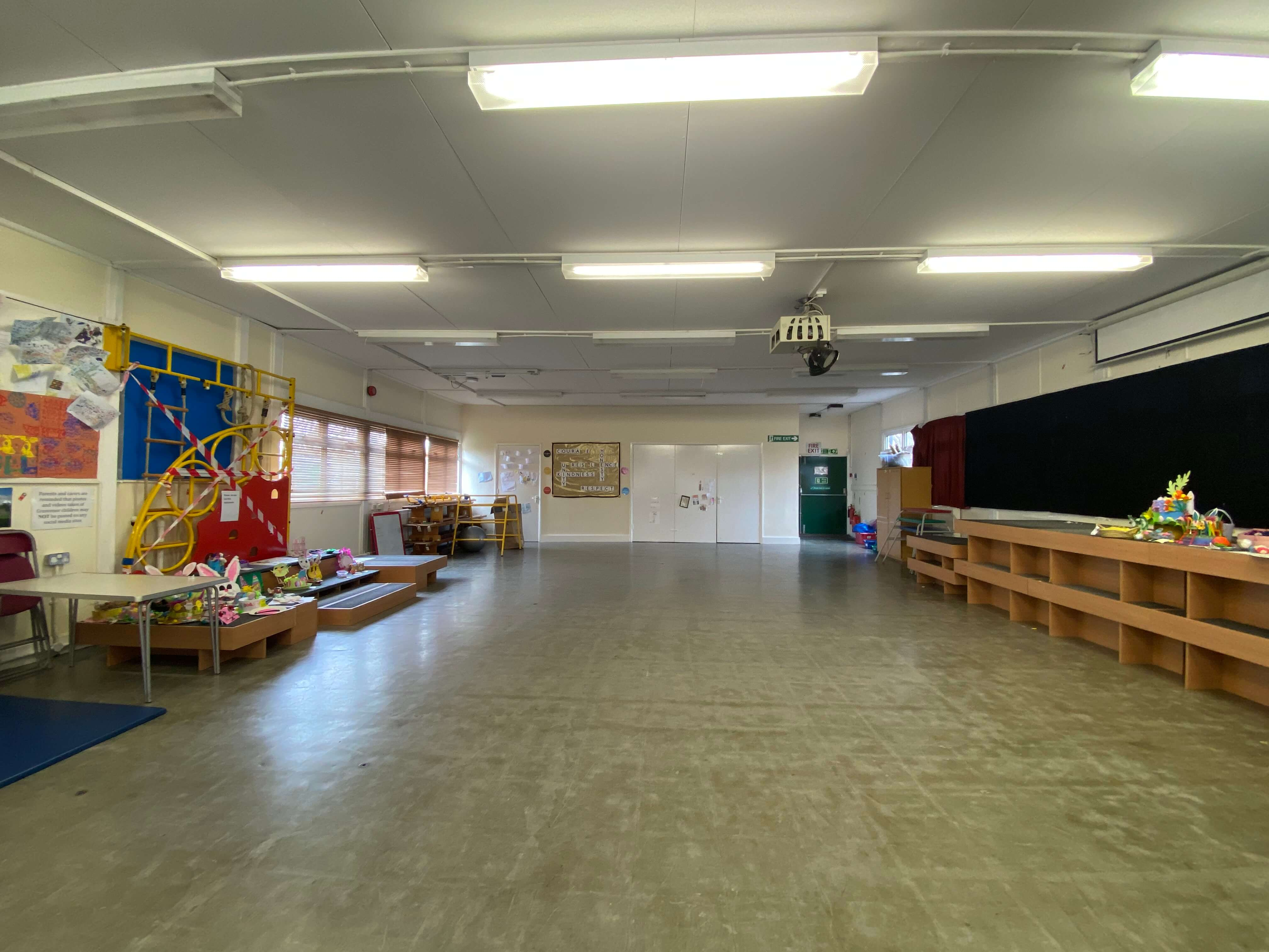Grasvenor Avenue Infant Main Hall