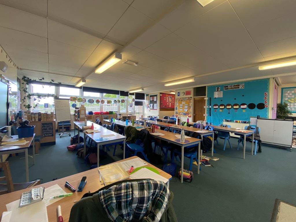 Woodridge Primary Classroom