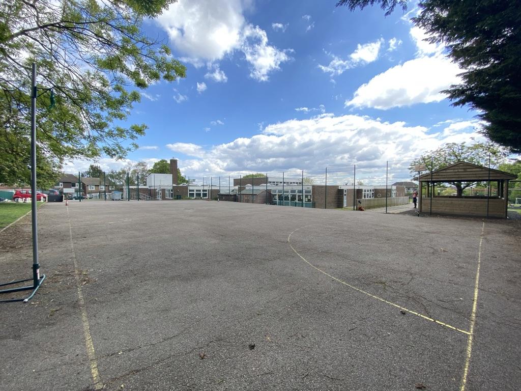 Woodridge Primary Ball Court and Junior Playground