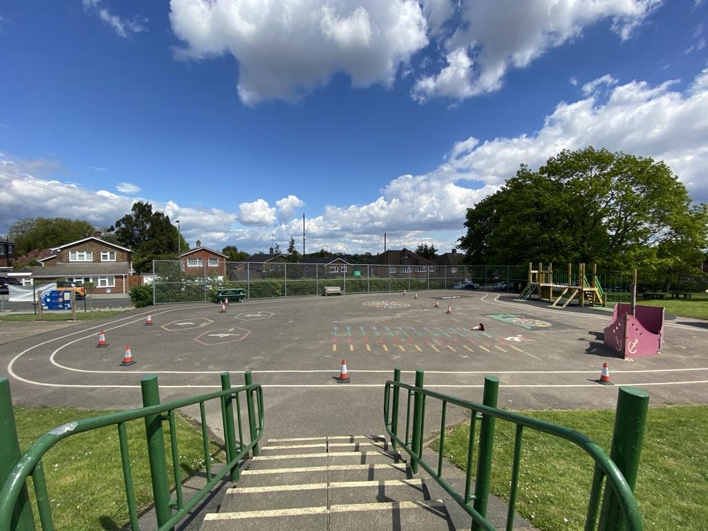 Woodridge Primary Infant Playground