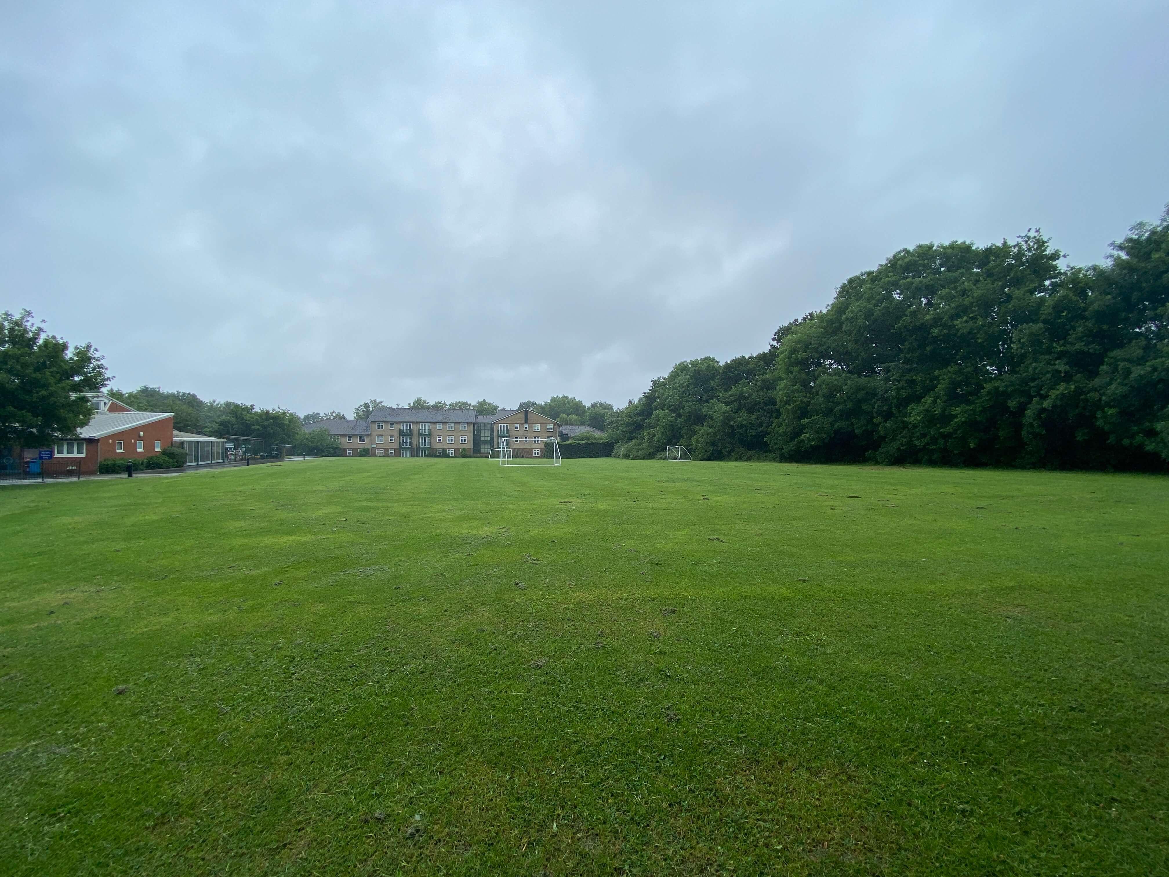 Queenswell Junior School Main Field