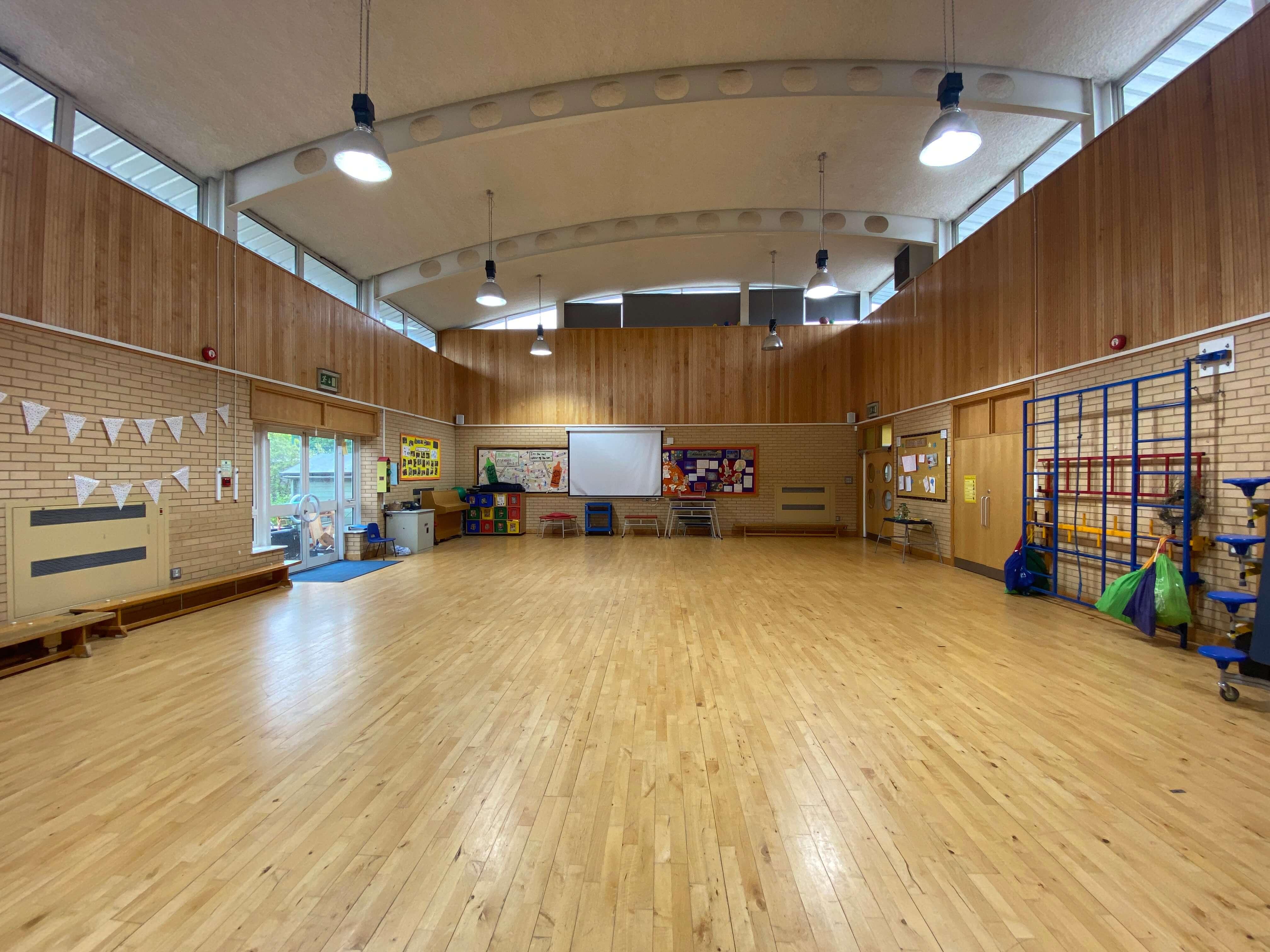 Queenswell Infant & Nursery School Main Hall
