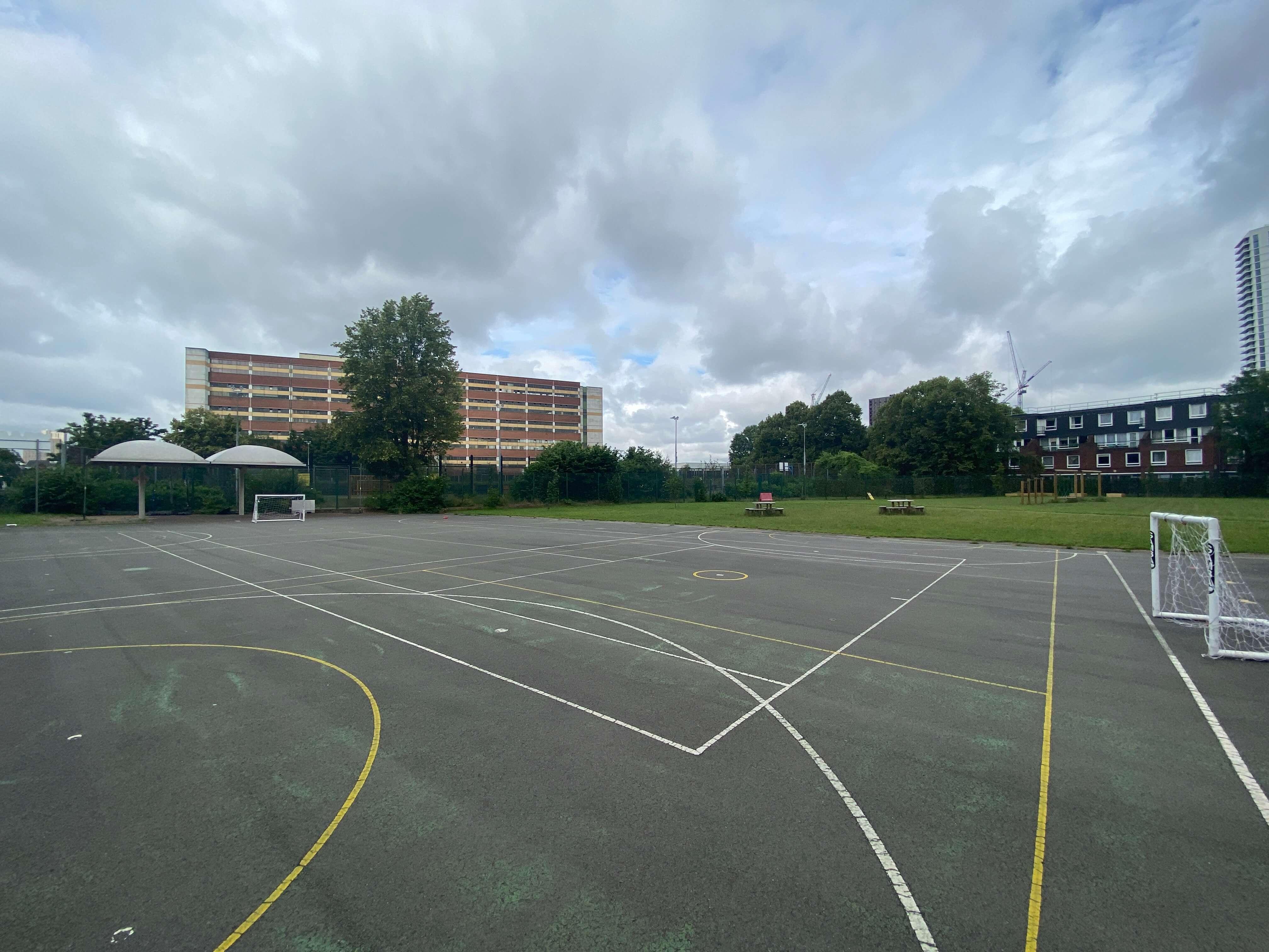 Ferry Lane Primary School Outdoor Space