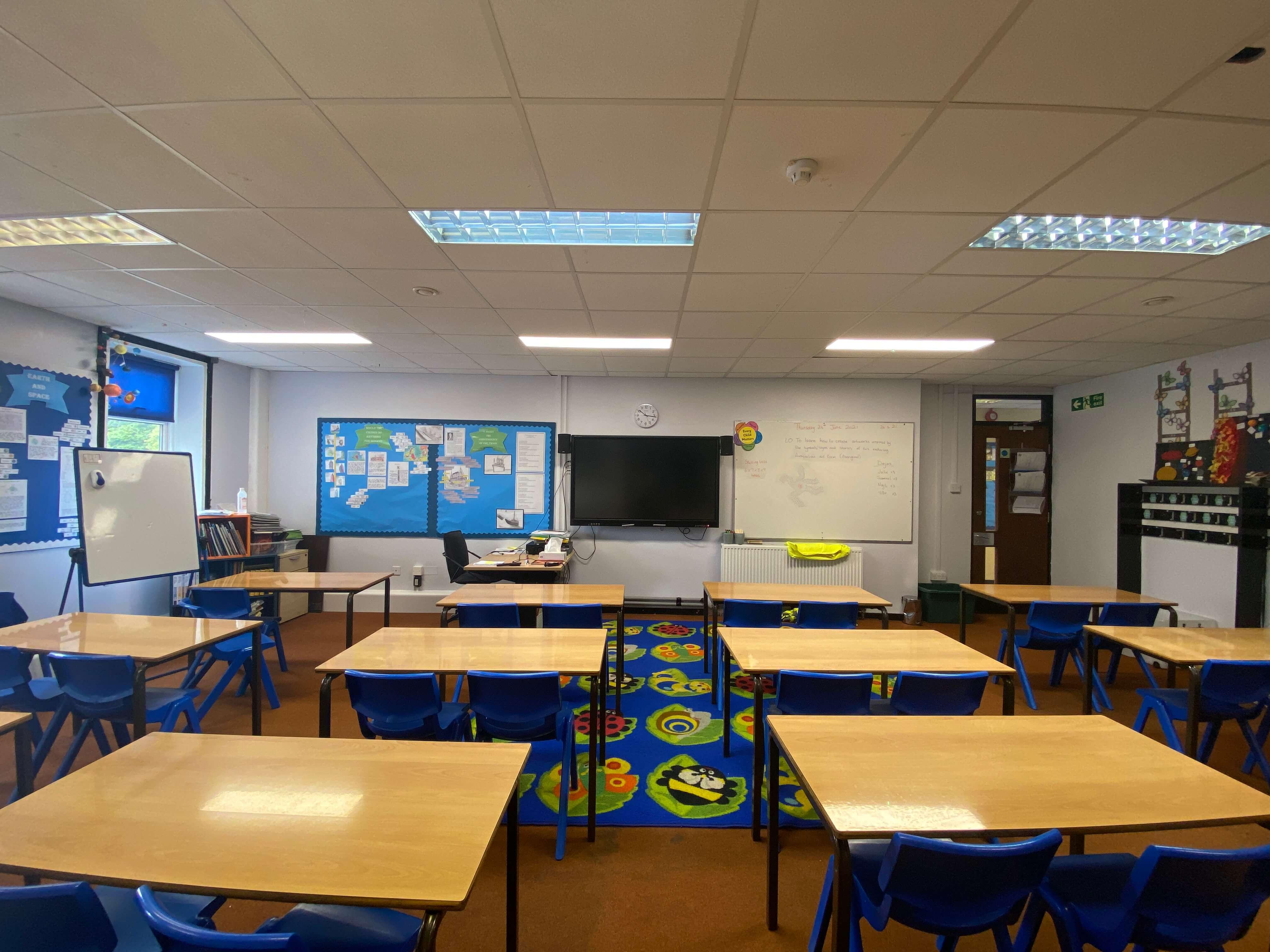 Ferry Lane Primary School Classroom 2
