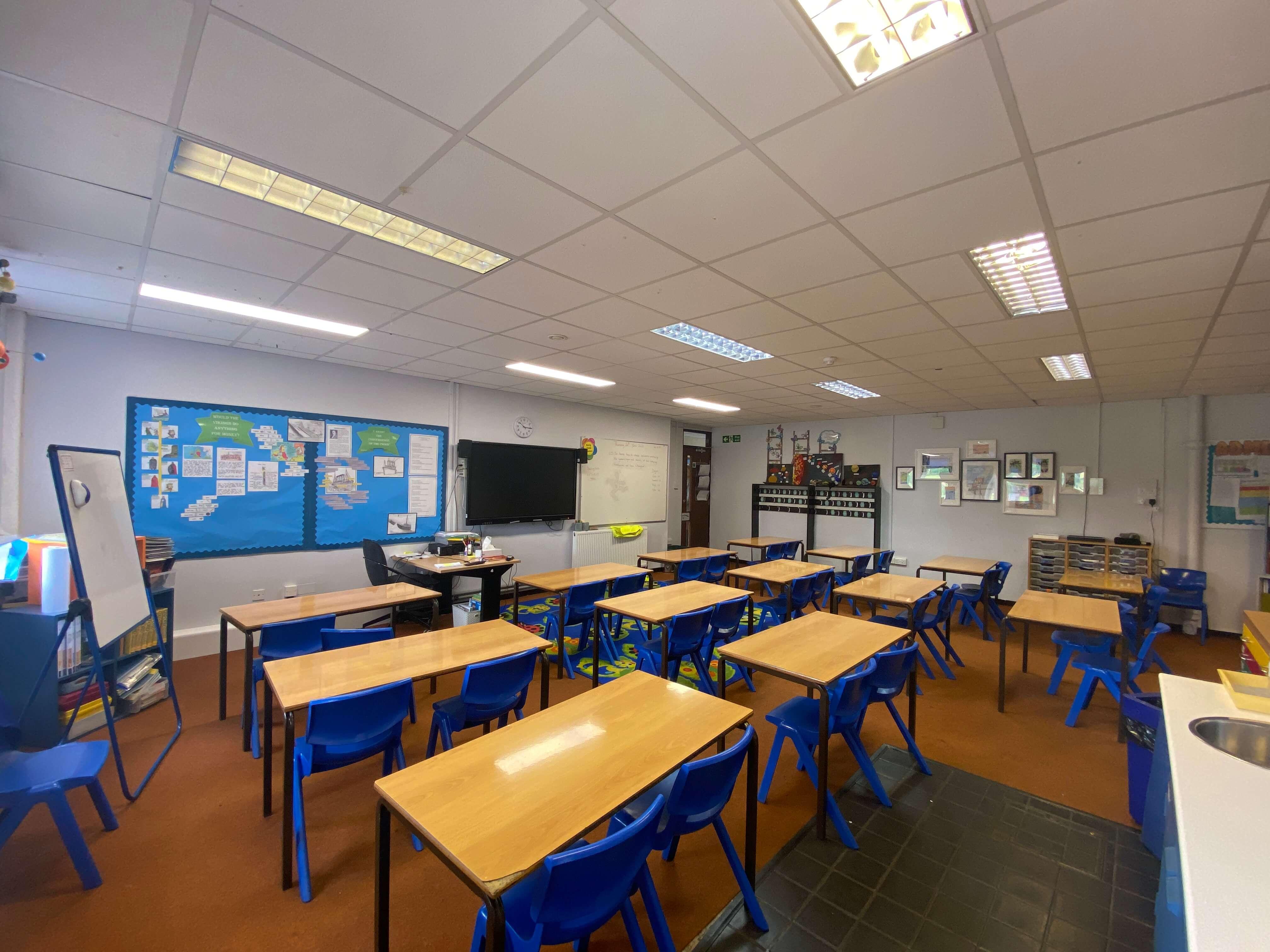 Ferry Lane Primary School Classroom 1