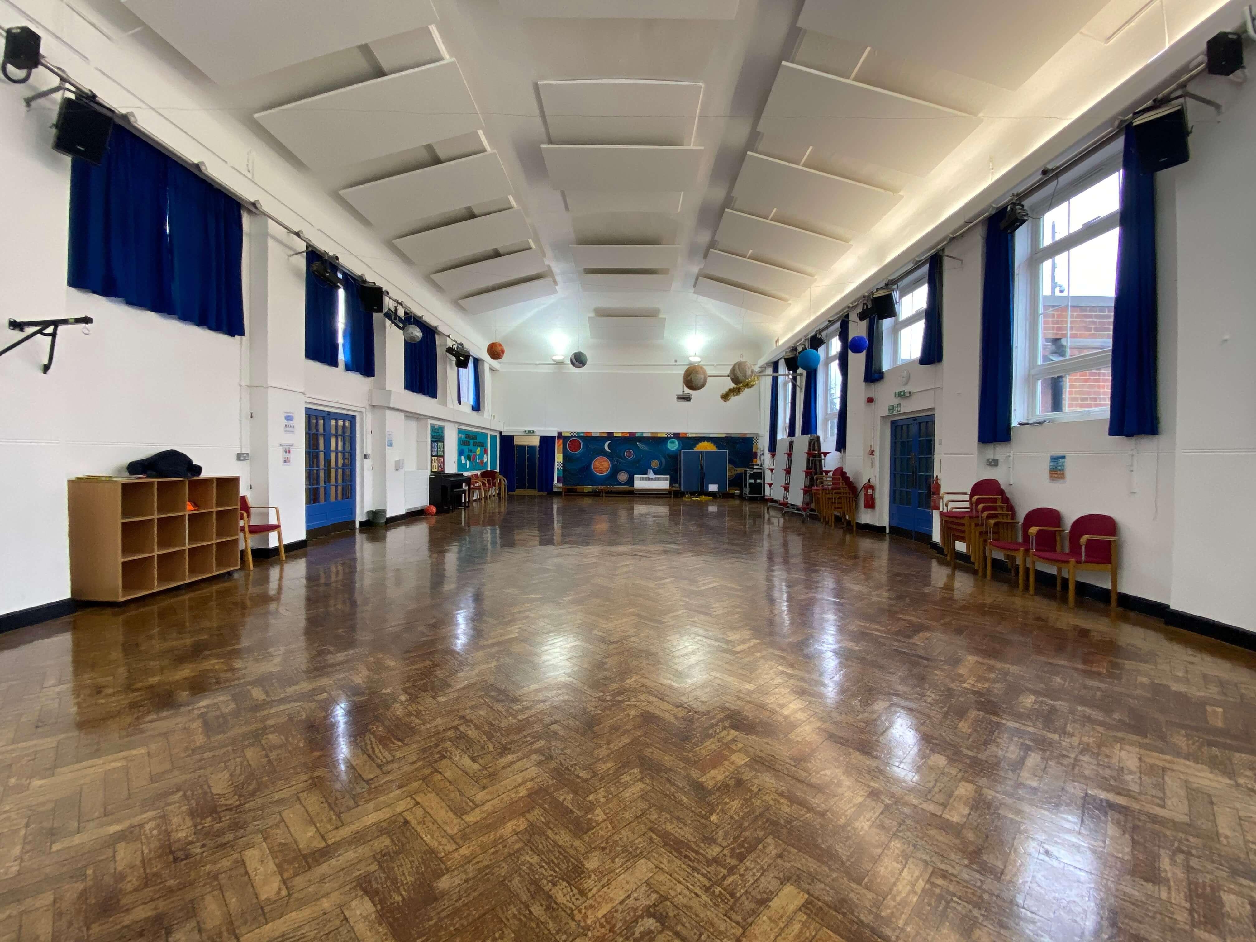 Summerside School Main Hall