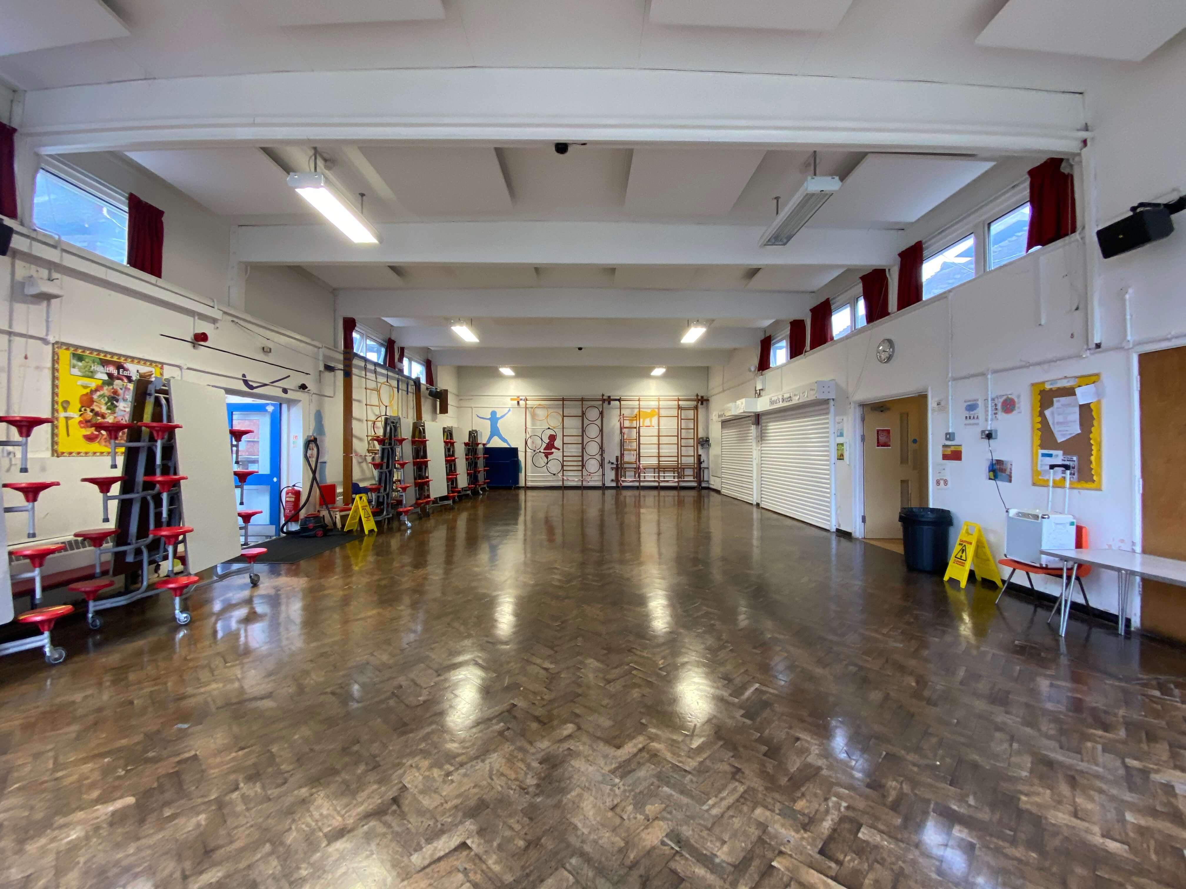 Summerside School Small Hall