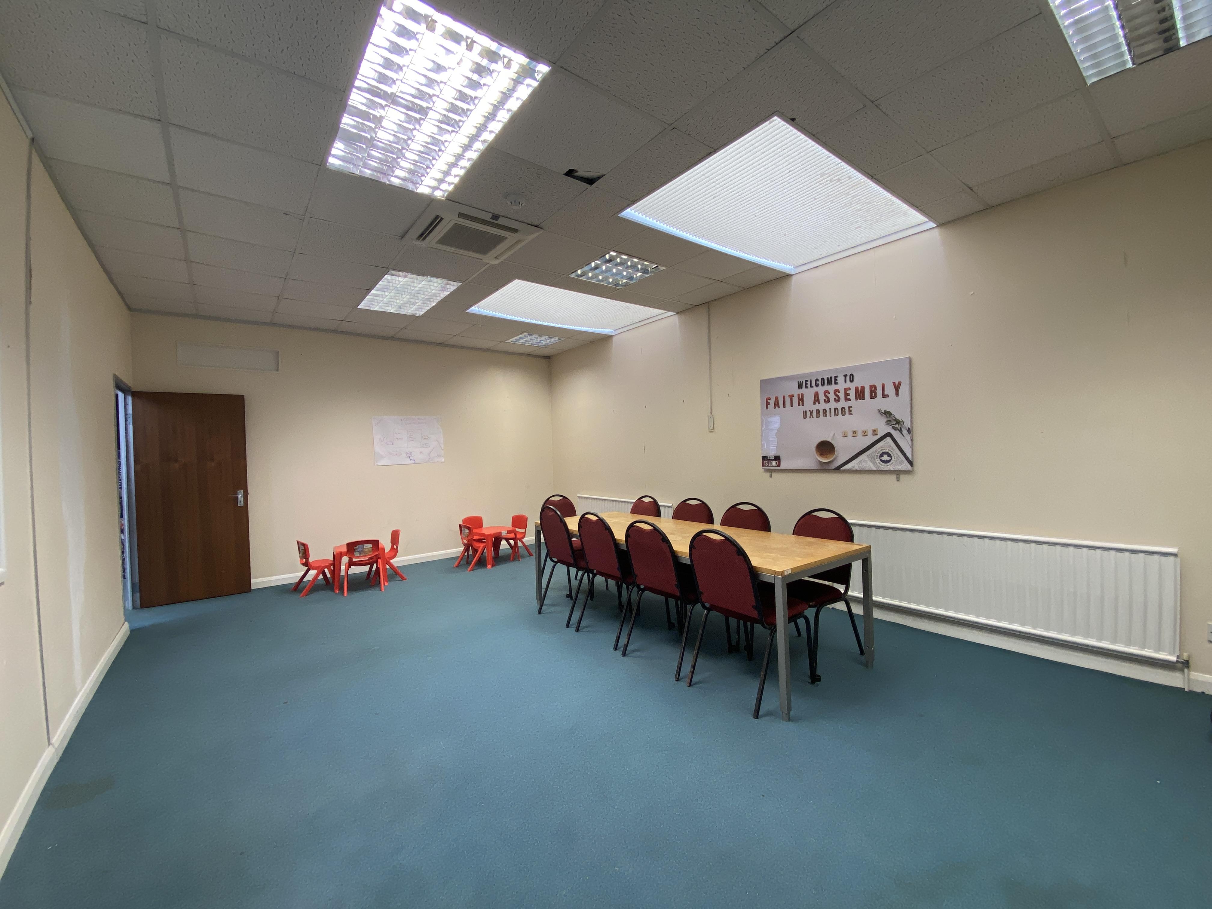 Faith Assembly Function Room