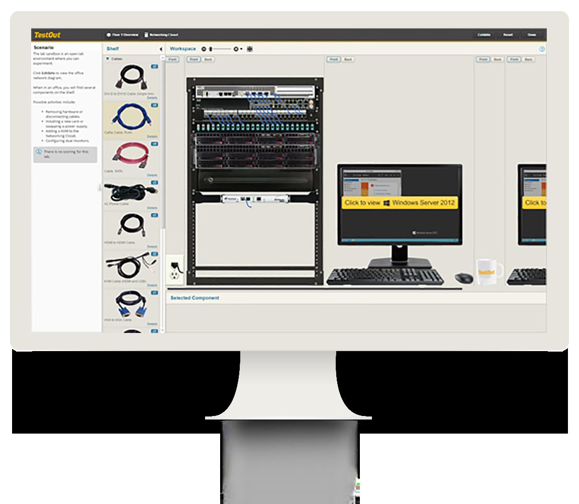 Lab Screenshot