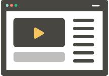 Icon - Interactive Video Controls