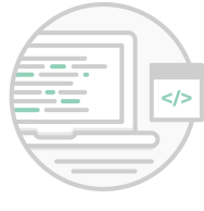Icon - Application Development