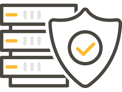 Icon - IT Systems and Security