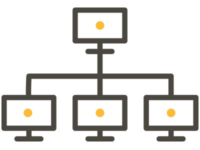 Icon - Networking