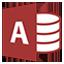 Icon - Microsoft Access Application