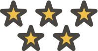 Icon - 5 Star Review