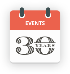 Calendar Events for TestOut's 30th Anniversary