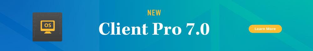 New TestOut Courseware: Client Pro - Learn More