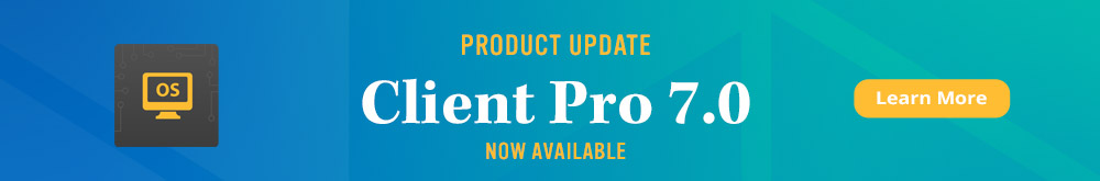 TestOut Client Pro v7.0x - Now Available