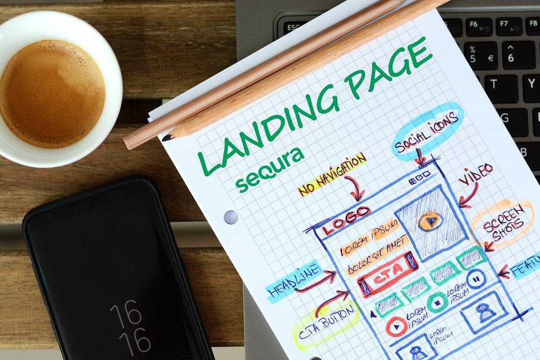 Crea una landing perfecta y saca el máximo a tus campañas