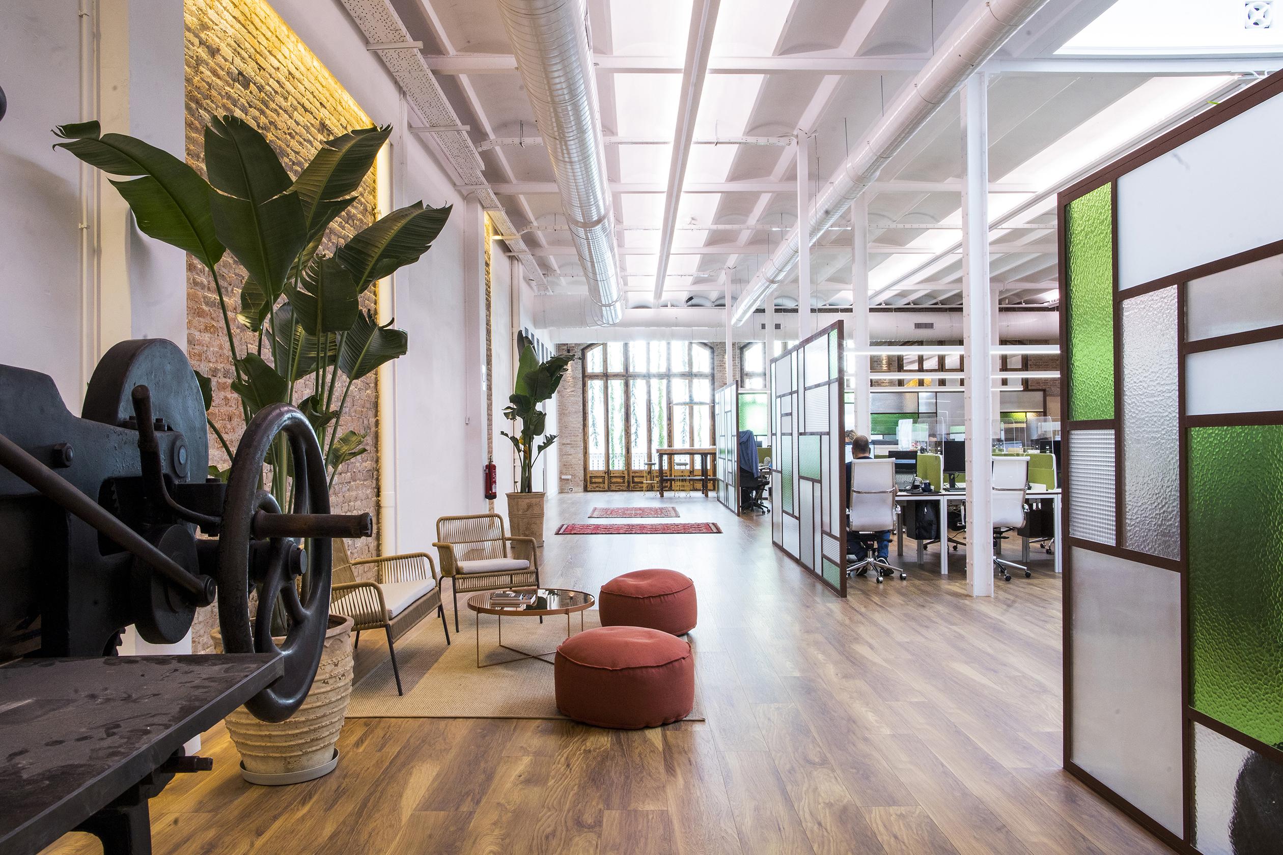 centro de innovación en el corazón de Barcelona