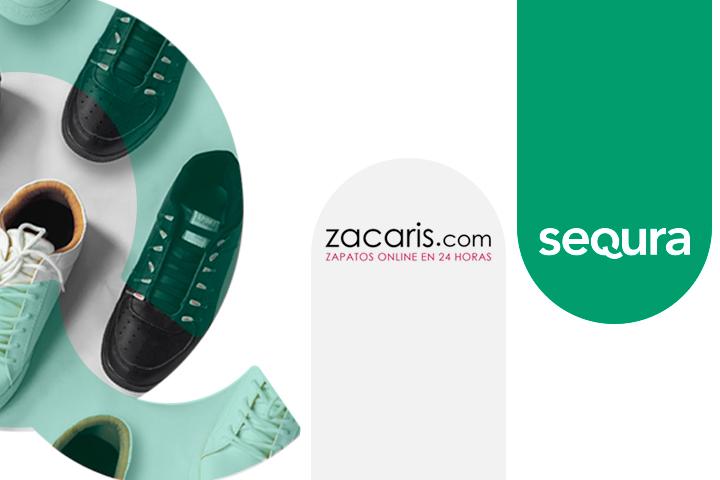 A partir de ahora, podrás disfrutar de comprar tus zapatos favoritos en Zacaris y pagarlos con total flexibilidad
