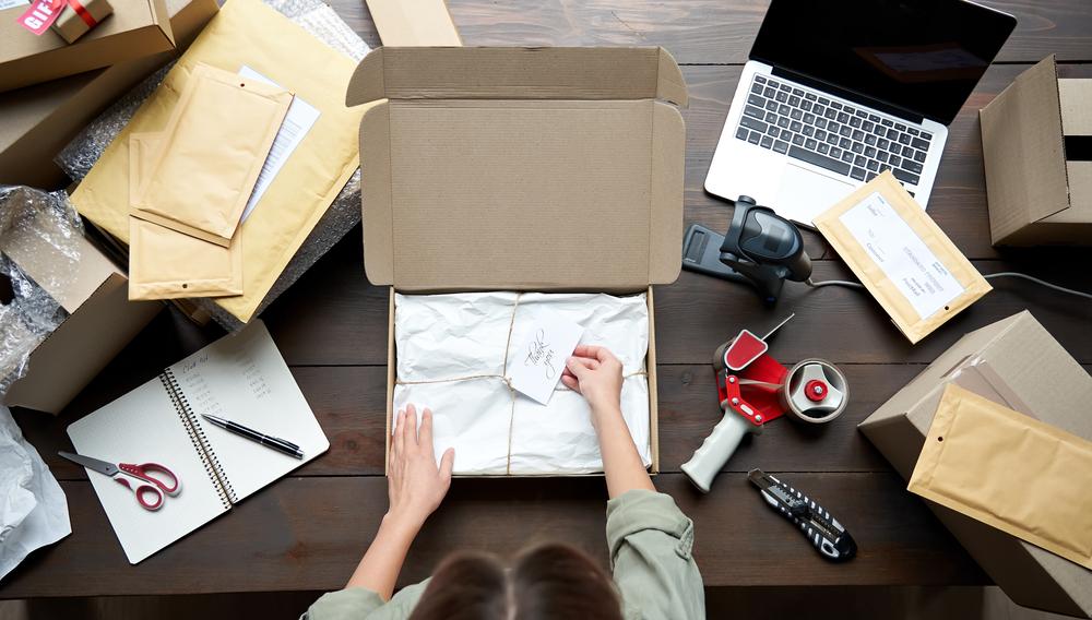 packaging para los eCommerce