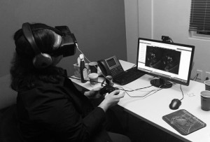 Virtual Reality (VR) at Wimmer Solutions