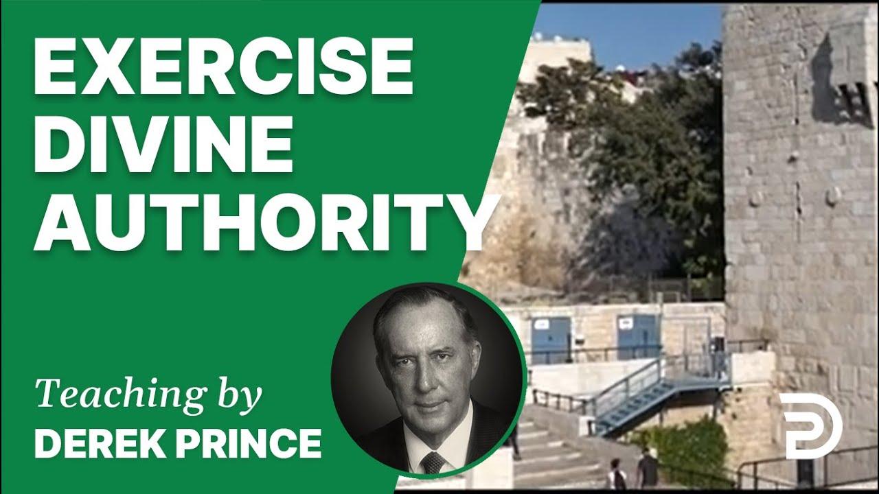 Exercise Divine Authority