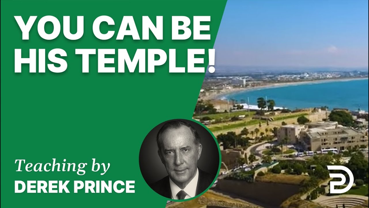 You Can Be His Temple