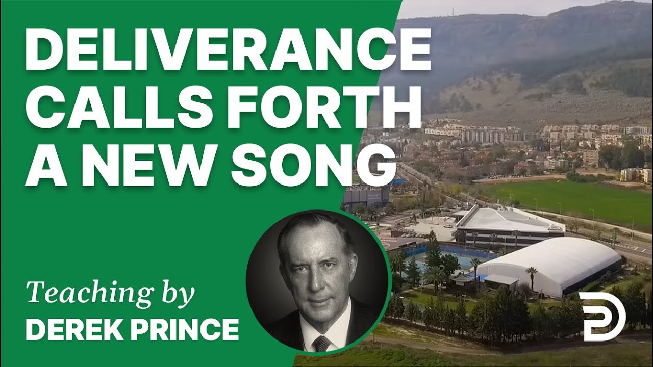 Deliverance Calls Forth a New Song