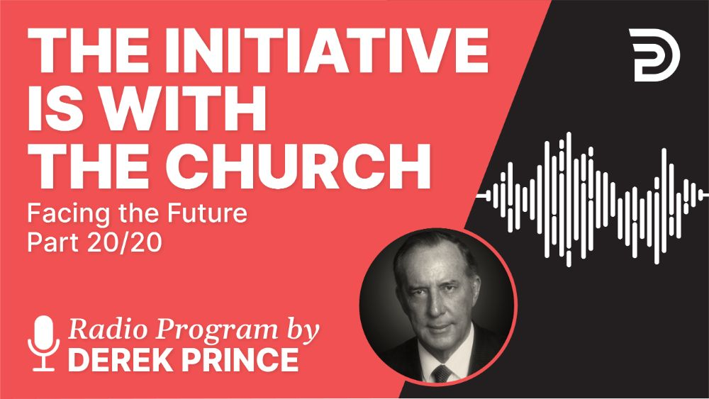 The Initiative Is with the Church