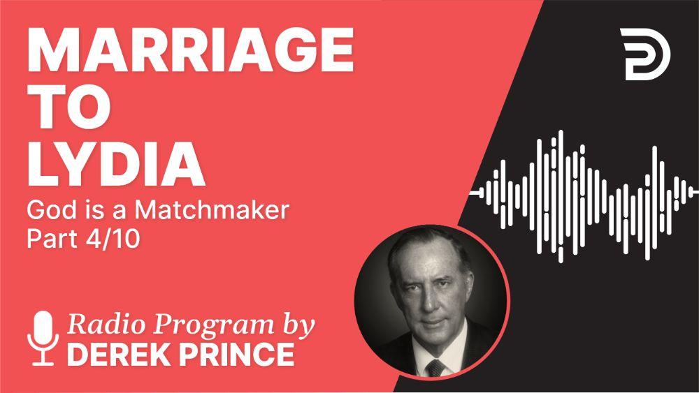 Marriage to Lydia