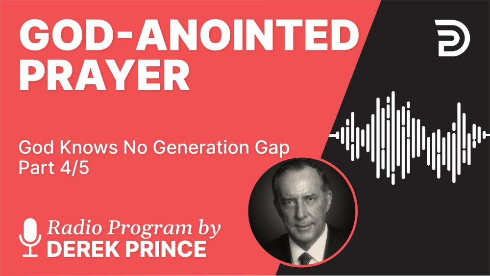 God-anointed Prayer